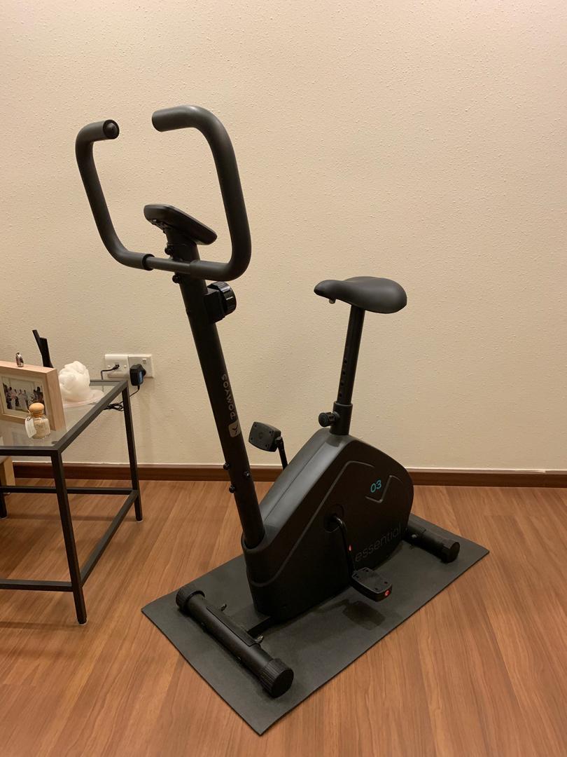 Domyos Essential Exercise Bike