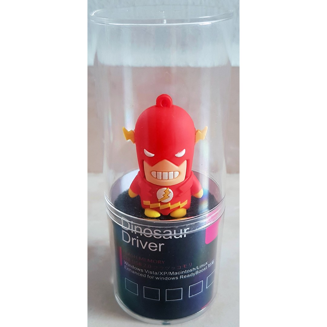 Flash Dinosaur Driver