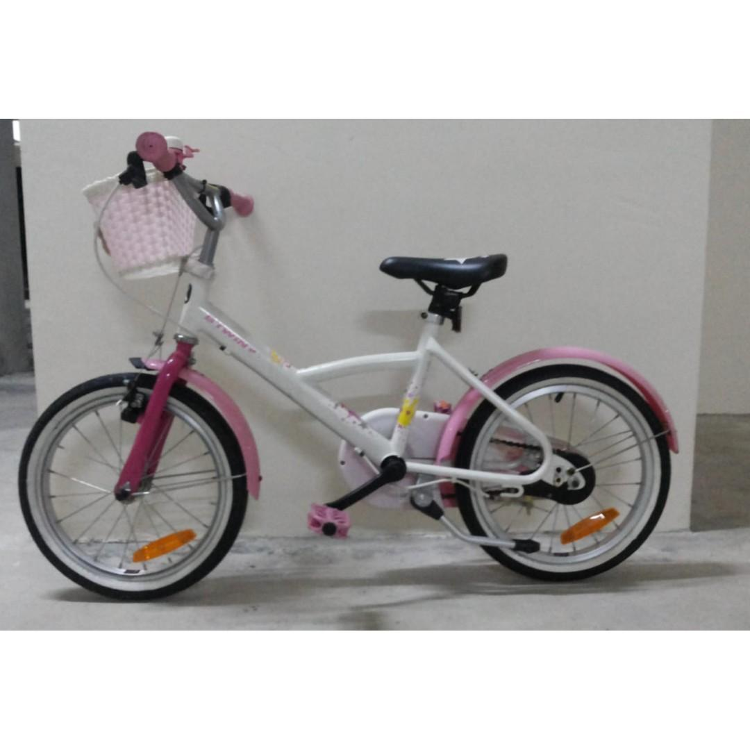 girls bike bicycle for kids Excellent condition