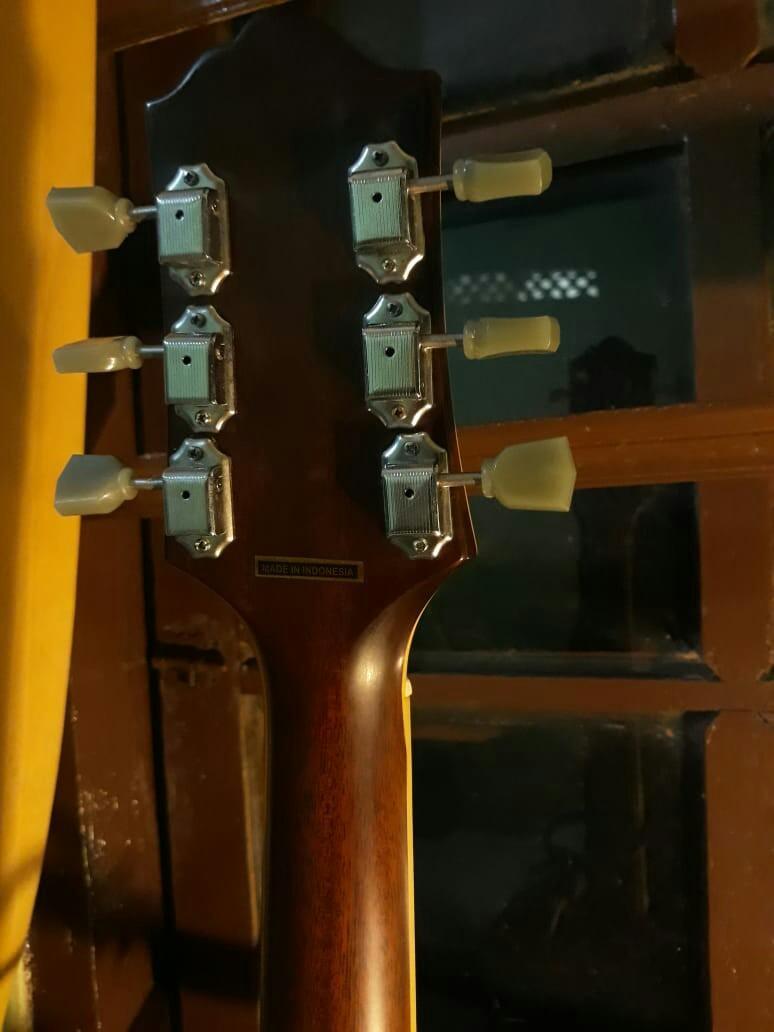 Gitar akustik rlektrik Epiphone DR 500 MCE masterbilt not fender takamine yamaha cort martin taylor ibanez gibson schecter