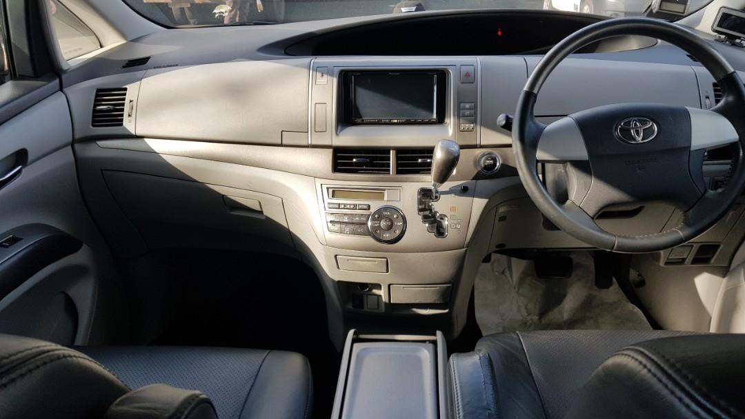 TOYOTA ESTIMA (8 Seater) Weekend/Longterm