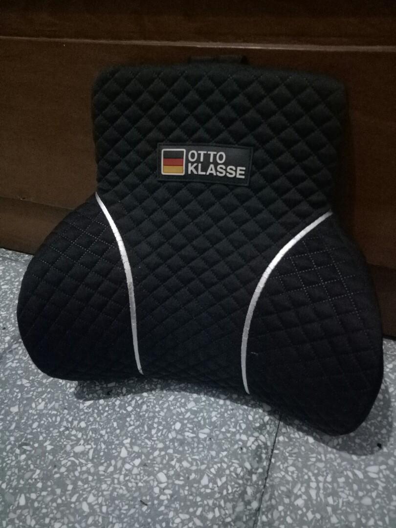 Headrest and waistrest