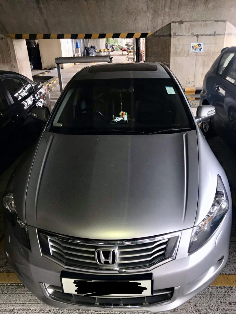 HONDA ACCORD 2.4 2009