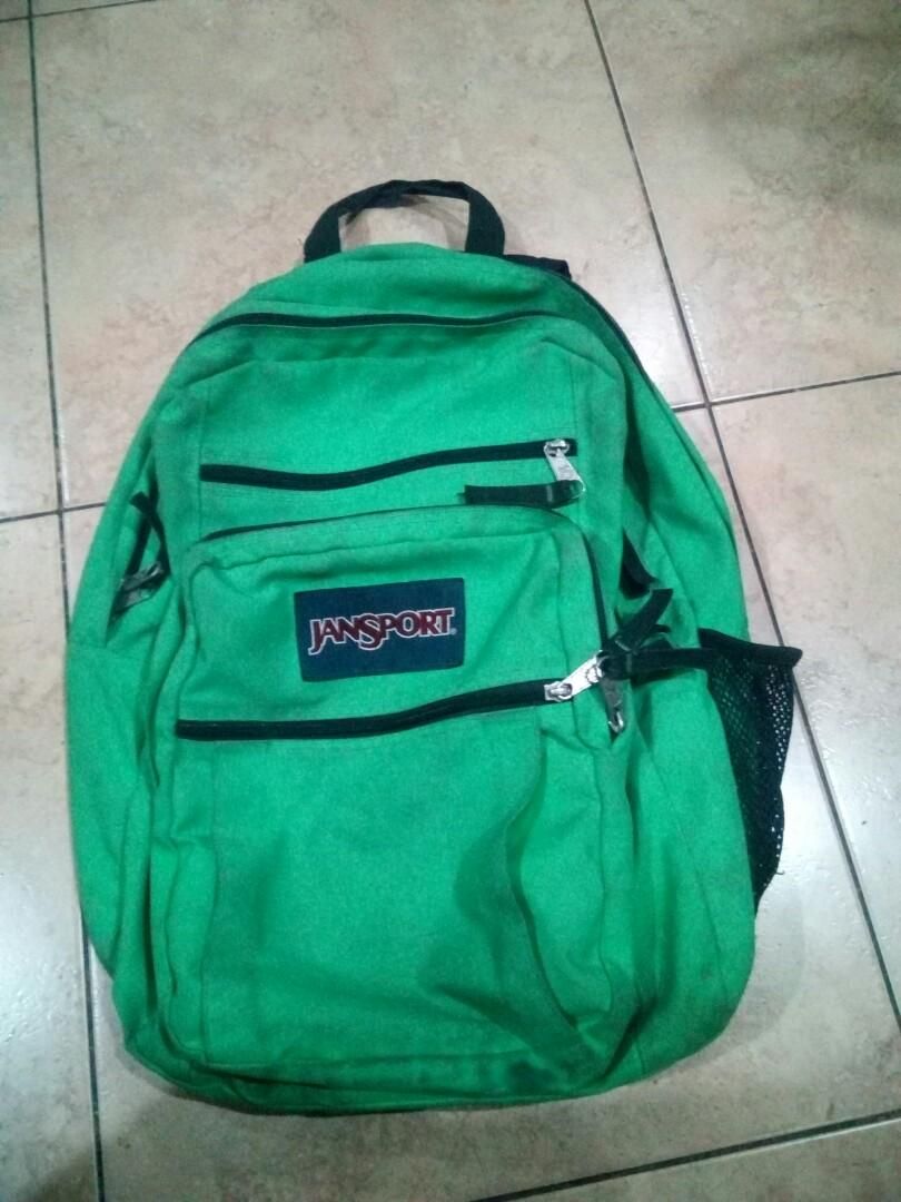On Clearance color brilliancy competitive price Jansport xl backpack on Carousell