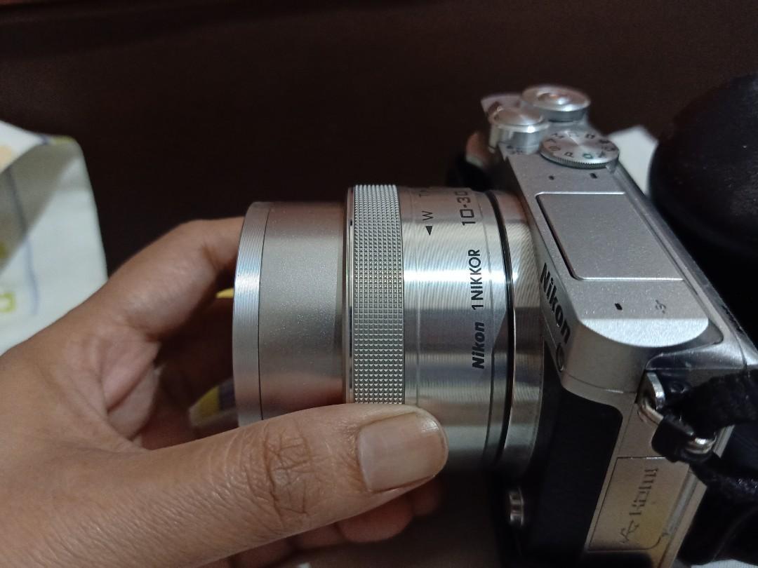 Kamera Mirrorless Nikon 1 J5