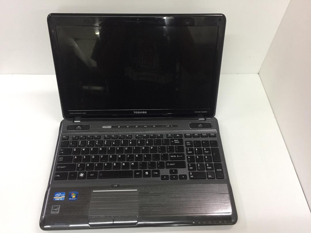 Laptop Toshiba Satellite P755
