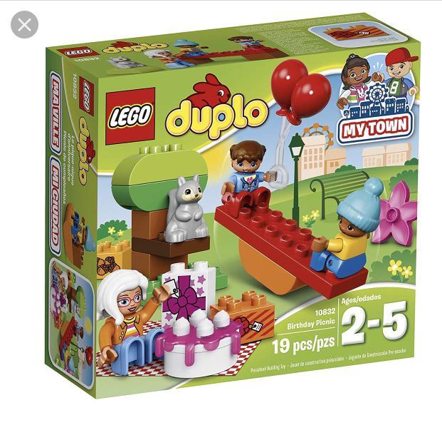 Lego Duplo My Town Birthday Picnic 10833
