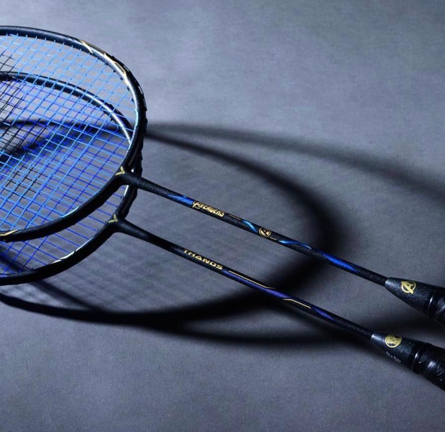 Limited Edition Victor Avengers Badminton Racket, Sports ...