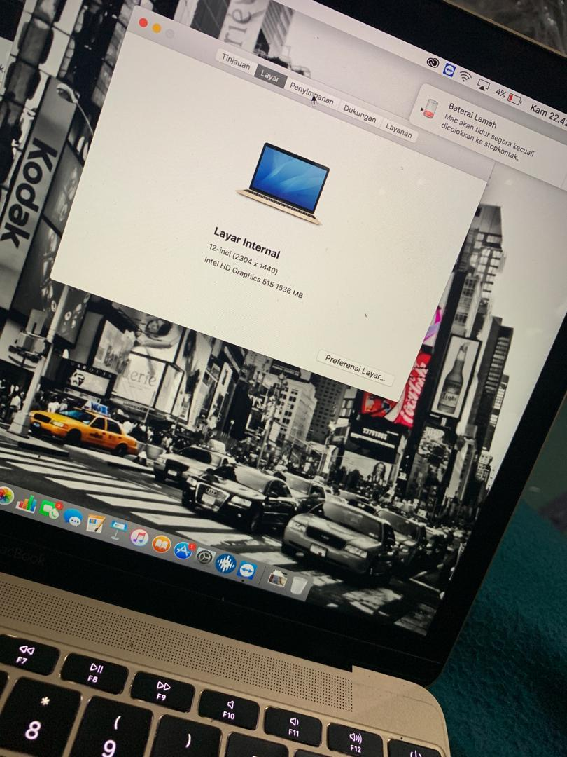 "MacBook Retina 12"" early 2016"