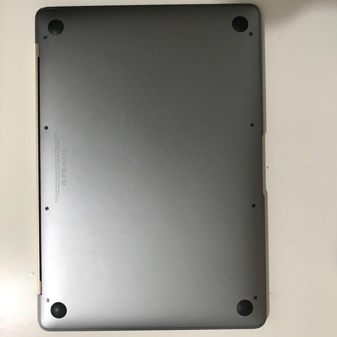 Macbook Retina display 12'