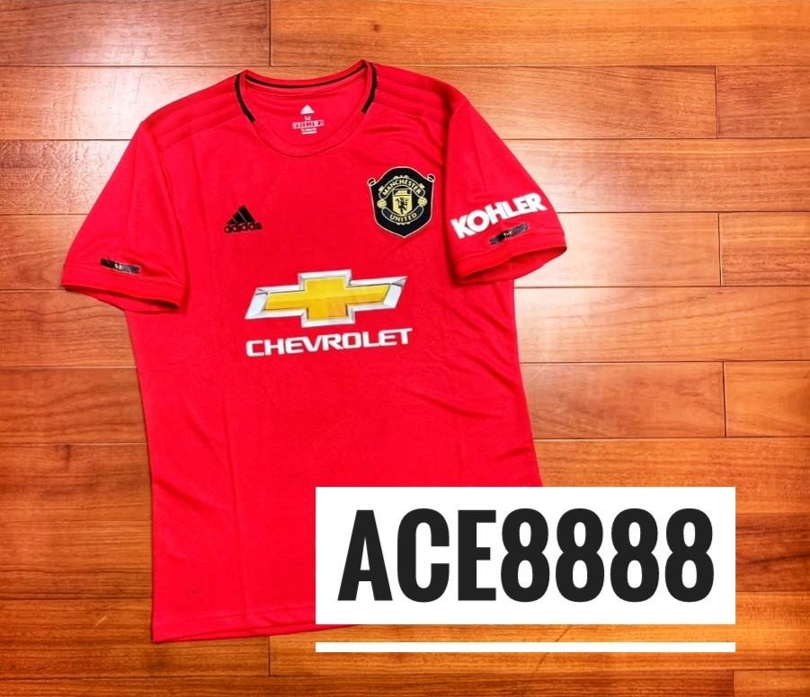check out 77b19 e50df Manchester United Jersey 2019 2020 Jersey, Sports, Sports ...