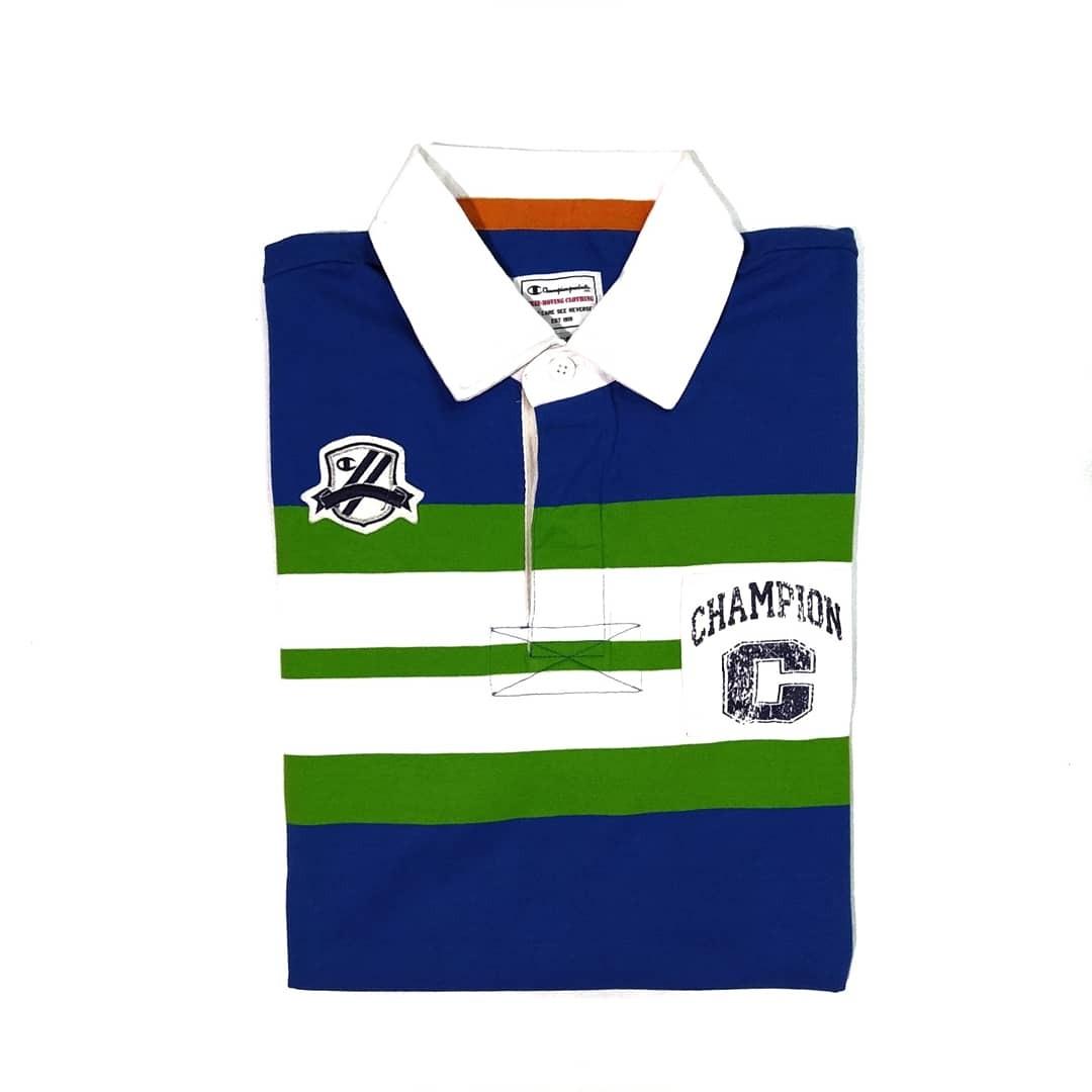 #mauthr Polo Shirt Champion Not Lacoste Dickiea