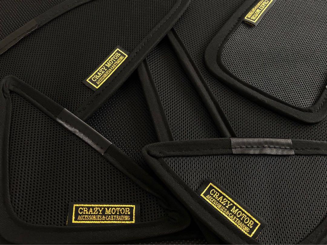 MEGANE RS GT CLIO KADJAR STAVIC GIULIETTA專用車網 業汽車窗網 專利磁石版 黑玻璃 茶紙 防晒網 汽車專用3D地墊地毯 碳纖尾翼 錶台墊 雨擋