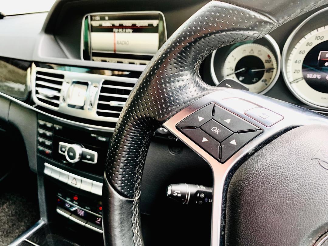 MERCEDES BENZ E250 AMG SPORT 2.0CC NEW FACELIFT (A)FOR SAMBUNG BAYAR BERDEPOSIT