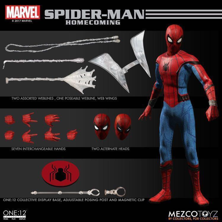 Mezco spiderman