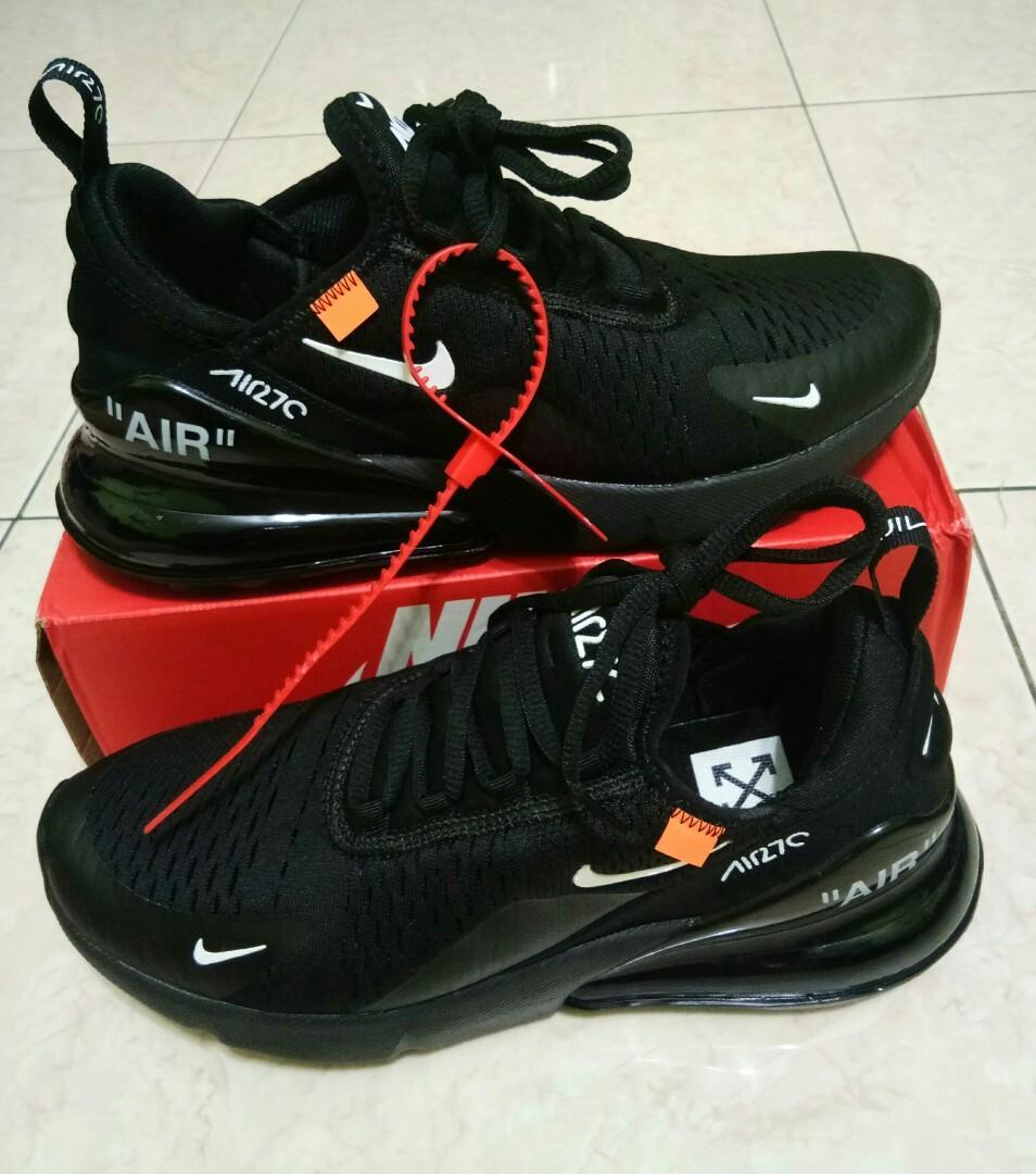 Nike Air Max 270, Men's Fashion, Men's Footwear, Sneakers on