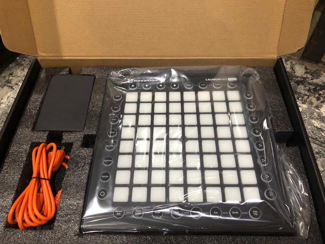 Novation Launchpad Controller