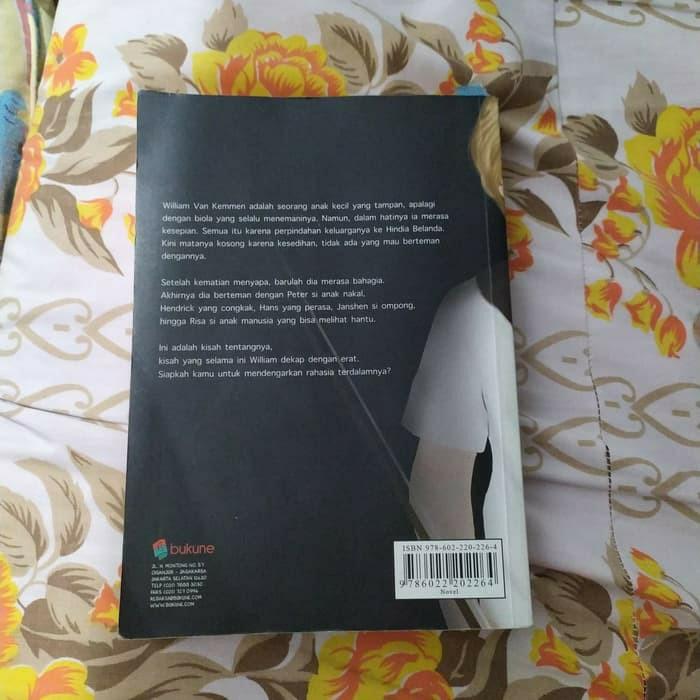 Novel William penulis Risa Saraswati