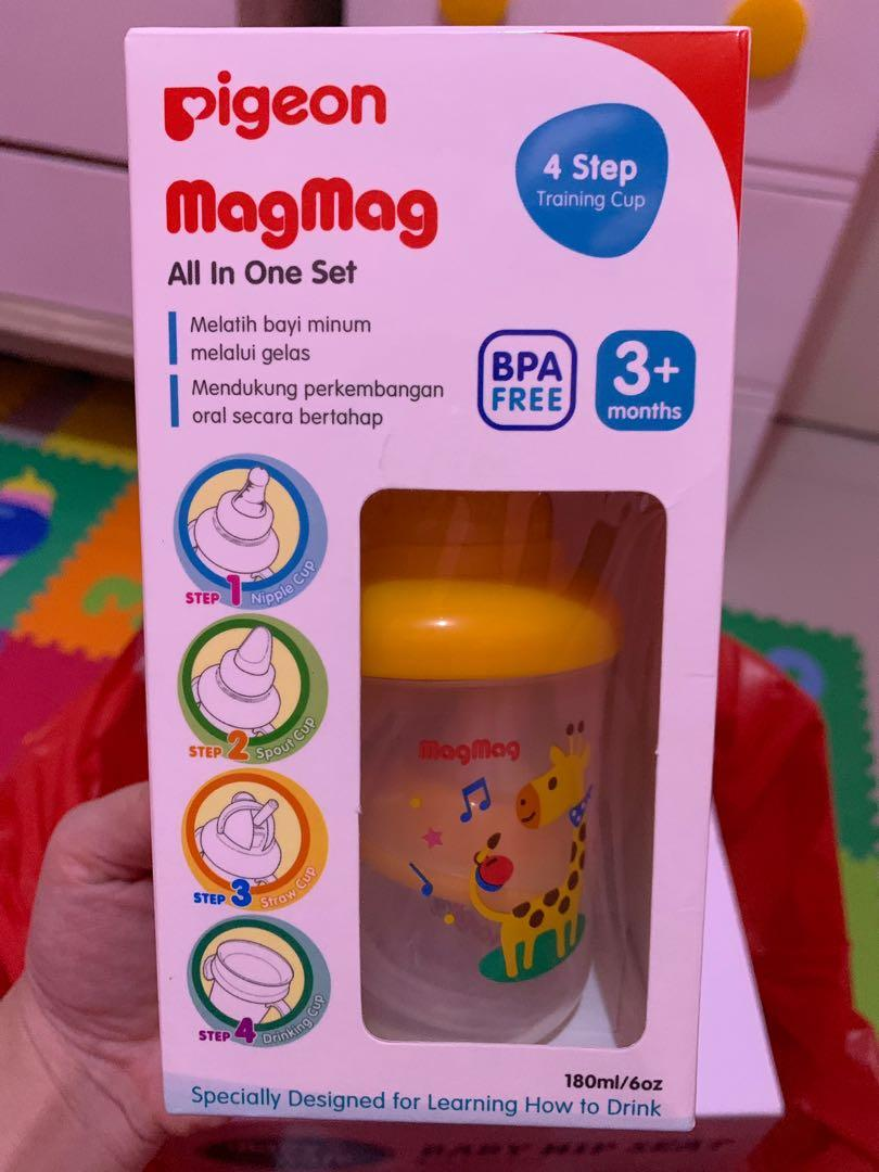 Pigeon magmag training cup 4 in 1