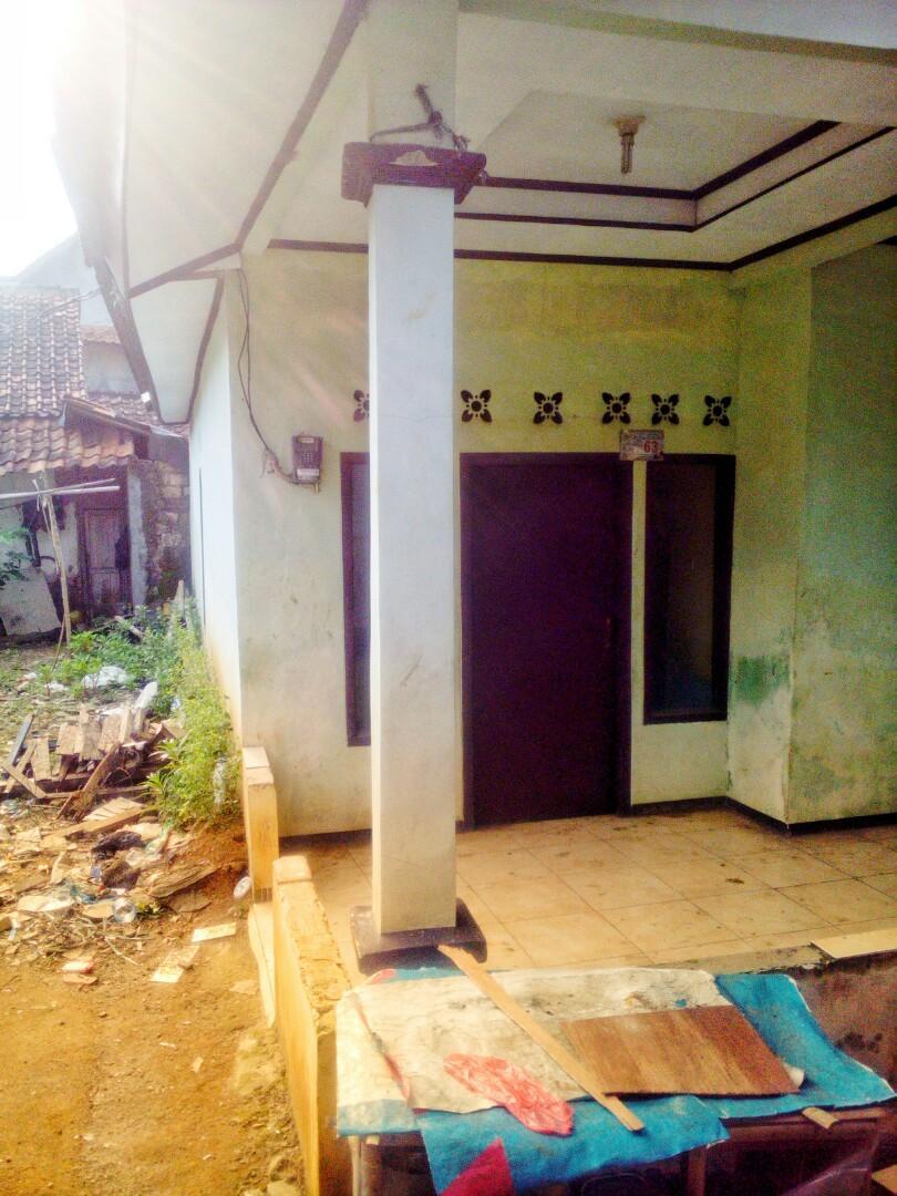 Rumah kampung di Ciampea Bogor Barat