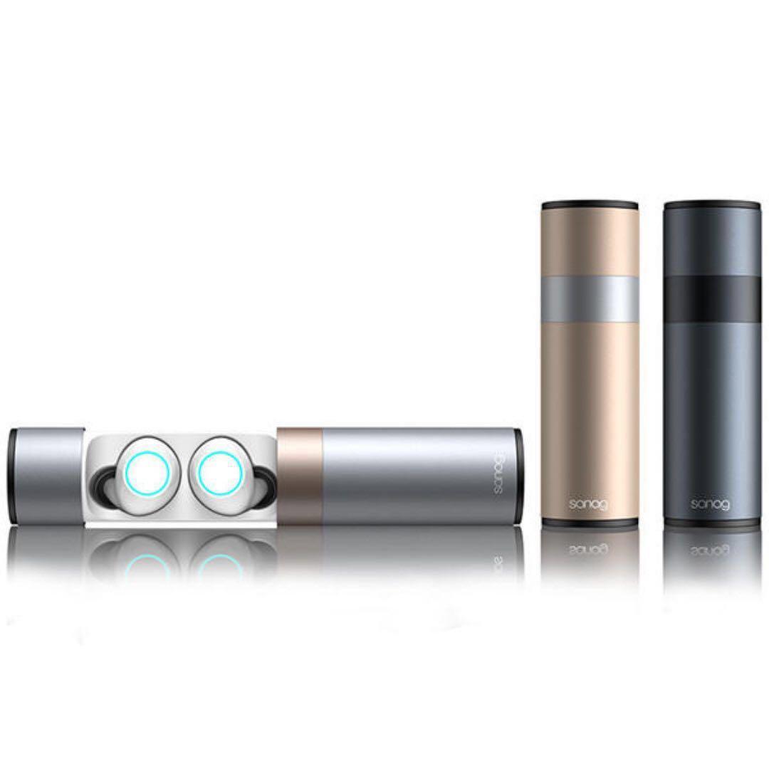 2ac4d3f717c Sanag J1 Wireless Binaural IPX7 Waterproof Bluetooth V5.0 Earbuds ...