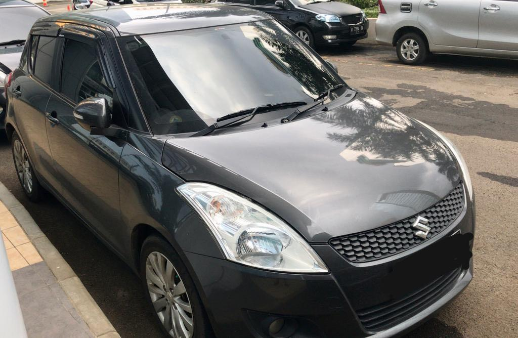 Suzuki Swift GX AT 2014