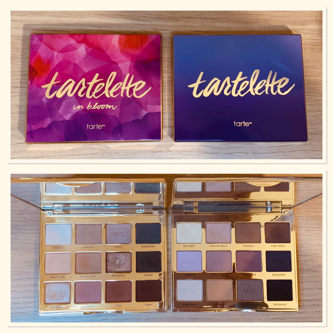 TARTE Tartelette & Tartelette In Bloom Eyeshadow Palettes