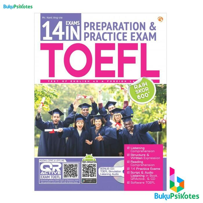 TOEFL PREPARATION PRACTICE EXAM