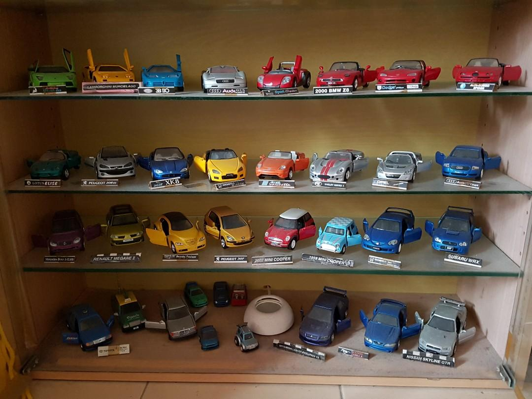 Toy Cars Collection