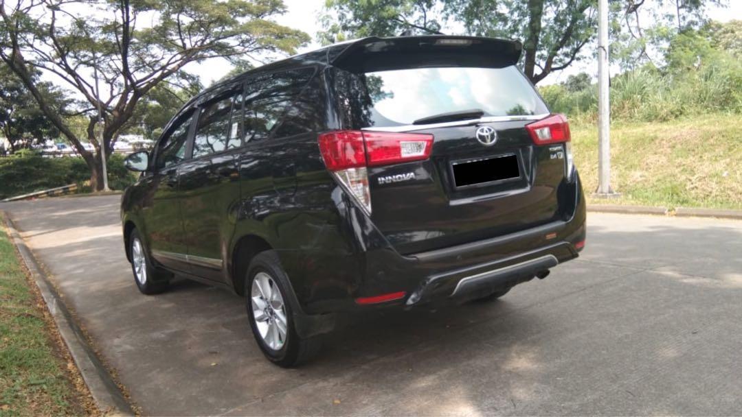 Toyota Innova Reborn V Diesel 2017 AT