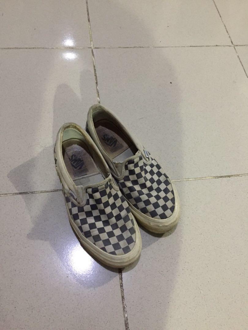 Vans Checkerboard OG ori!