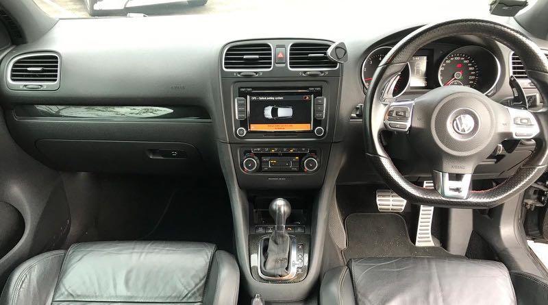 Volkswagen Golf GTI 2.0 TSI DSG 3-Dr Auto