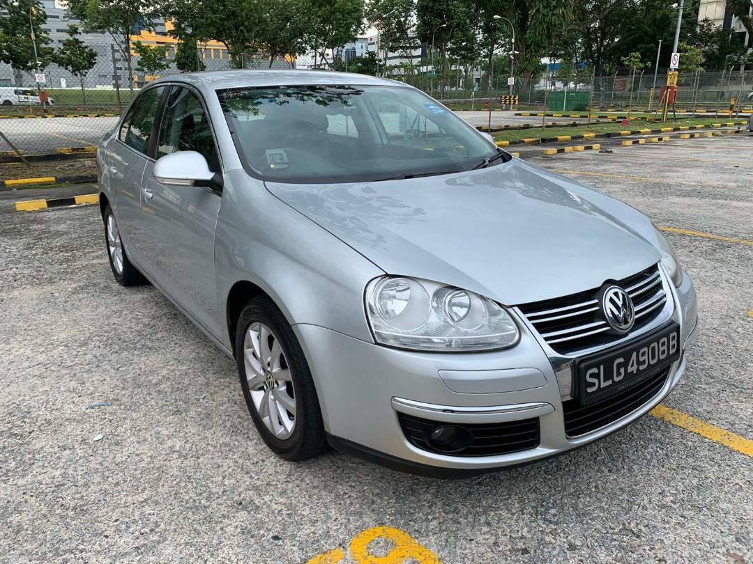 Volkswagen Jetta 1.4A TSI for rent