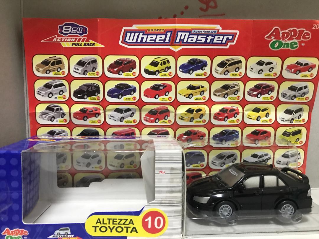 Wheel Master TOYOTA ALTEZZA no.10