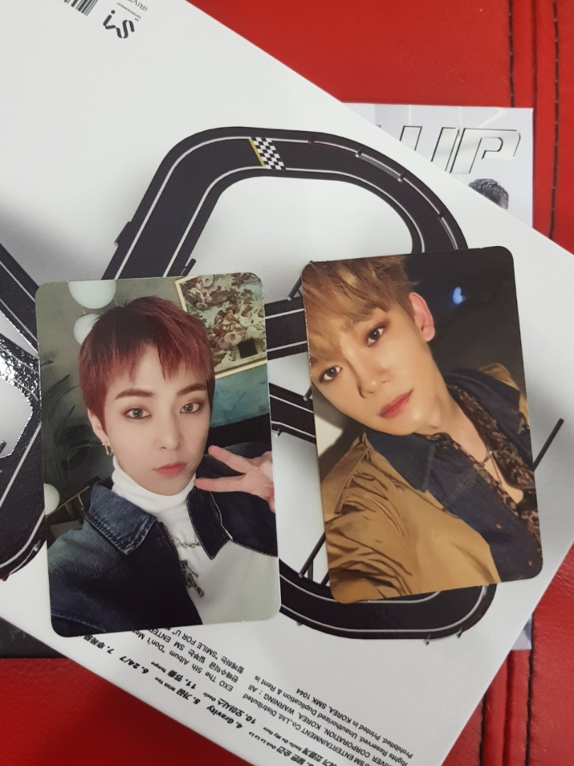 WTT exo don't mess up my tempo vivace version pc, Entertainment, K