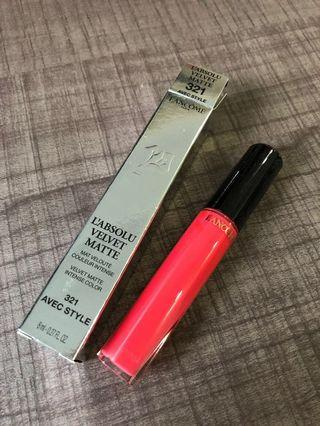 Lip gloss Lancôme (New)