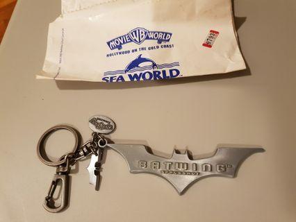 Batman Keychain Australia Movie World