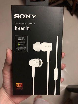 🚚 Sony Earphones