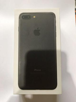 iPhone 7 plus 256GB ori
