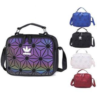 Adidas 3D SWAGNESS Sling Bag with adjustable straps