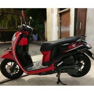Honda New Scoopy 2018 Km 1700 Asli Mulus Terawat