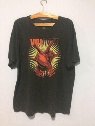 Volbeat band tshirt
