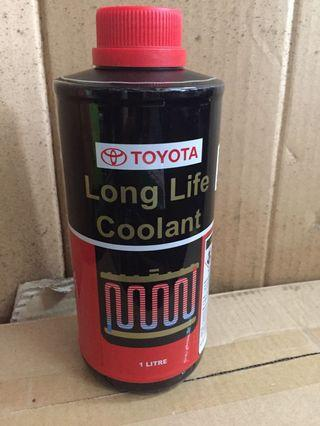 Toyoto long life coolant