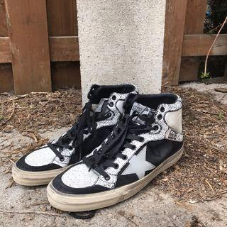 Golden Goose Hightop Sneakers