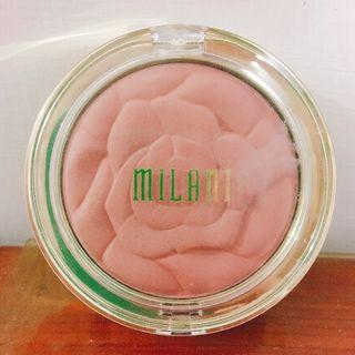 Milani Rose Powder Blush 玫瑰腮紅 Romantic Rose