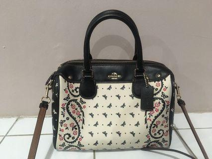 Coach Mini Bennet limited edition