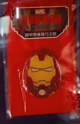 Avengers pin ironman迪士尼紀念襟章