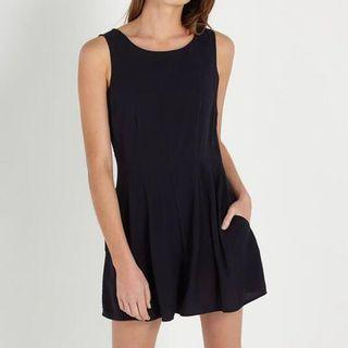 Cotton On Eloise Playsuit in Black