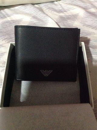 🚚 BN Emporio Armani Male Wallet