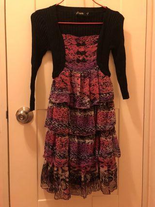 La Chapelle dress 女裝連身裙